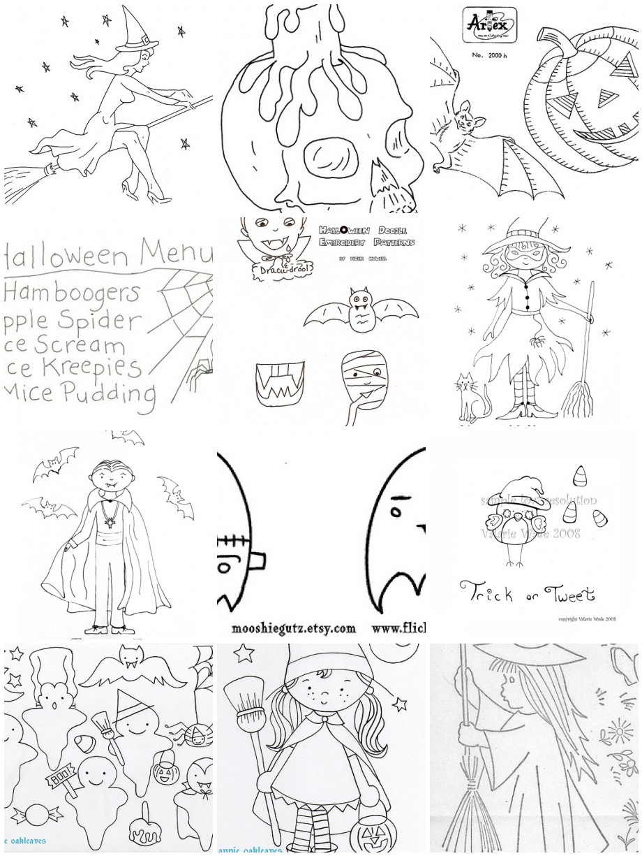 free halloween embroidery patterns to stitch new patterns added mosaic27a397c4ec403fbef3fcb2f3a368c0e9c62c1698 - Halloween Hand Embroidery Patterns