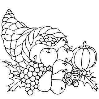 Thanksgiving.cornucopia