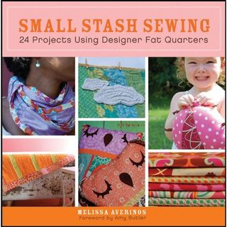 Small Stash Sewing Book Cover
