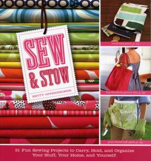 Sew and stow cover